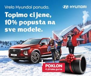 Hyundai - januar 2020 - unutrasnja